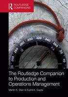 - The Routledge Companion to Production and Operations Management (Routledge Companions in Business, Management and Accounting) - 9781138919594 - V9781138919594