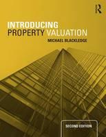 Blackledge, Michael - Introducing Property Valuation - 9781138929951 - V9781138929951