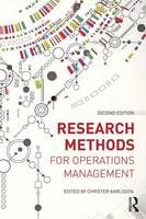 - Research Methods for Operations Management - 9781138945425 - V9781138945425