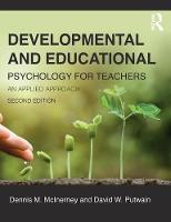 McInerney, Dennis, Putwain, David - Developmental and Educational Psychology for Teachers: An applied approach - 9781138947726 - V9781138947726