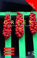 Watts, Niki - Colloquial Greek - 9781138958333 - V9781138958333