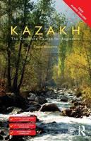 Batayeva, Zaure - Colloquial Kazakh - 9781138958562 - V9781138958562