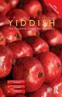 Kahn, Lily - Colloquial Yiddish - 9781138960428 - V9781138960428
