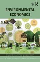 Managi, Shunsuke, Kuriyama, Koichi - Environmental Economics (Routledge Textbooks in Environmental and Agricultural Economics) - 9781138960695 - V9781138960695