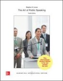 Lucas, Stephen E. - The Art of Public Speaking - 9781259095672 - V9781259095672