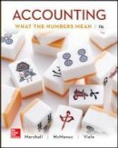 Marshall, David, McManus, Wayne William, Marshall, Ian, Viele, Daniel - Accounting: What the Numbers Mean - 9781259255519 - V9781259255519