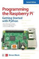 Monk, Simon - Programming the Raspberry Pi, Second Edition: Getting Started with Python - 9781259587405 - V9781259587405