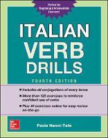 Nanni-Tate, Paola - Italian Verb Drills, Fourth Edition - 9781260010640 - V9781260010640