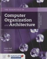 Null, Linda, Lobur, Julia - Essentials Of Computer Organization And Architecture - 9781284074482 - V9781284074482