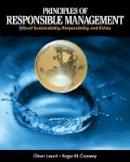 Conaway, Roger N.; Laasch, Oliver - Principles of Responsible Management - 9781285080260 - V9781285080260