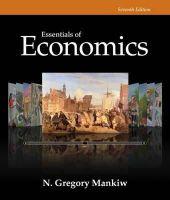 Mankiw, N. Gregory - Essentials of Economics (Mankiw's Principles of Economics) - 9781285165950 - V9781285165950