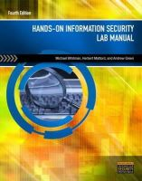Whitman, Michael; Mattord, Herbert; Green, Andrew - Hands-On Information Security Lab Manual - 9781285167572 - V9781285167572