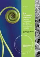 Sweitzer, H. - The Successful Internship - 9781285418780 - V9781285418780
