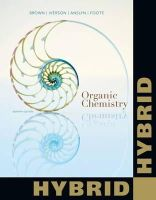 Brown, William H., Iverson, Brent L., Anslyn, Eric, Foote, Christopher S. - Organic Chemistry, Hybrid Edition (with OWLv2 24-Months Printed Access Card) (William H. Brown and Lawrence S. Brown) - 9781285426501 - V9781285426501