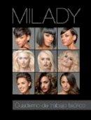 Milady, Milady - Spanish Translated Theory Workbook Milady Standard Cosmetology 2016 - 9781285769462 - V9781285769462
