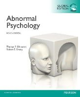 Thomas F. Oltmanns - Abnormal Psychology, Global Edition - 9781292019635 - V9781292019635