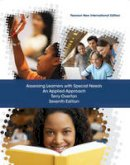 Overton, Terry - Assessing Learners with Special Needs: Pearson New International Edition: An Applied Approach - 9781292025124 - V9781292025124