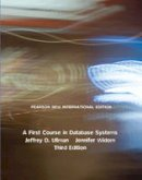 Ullman, Jeffrey D, Widom, Jennifer - A First Course in Database Systems - 9781292025827 - V9781292025827