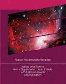 Oppenheim, Alan V, Willsky, Alan S., Hamid, with S. - Signals and Systems: Pearson New International Edition - 9781292025902 - V9781292025902