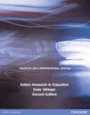 Stringer, Ernie - Action Research in Education: Pearson New International Edition - 9781292041087 - V9781292041087