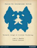 Kazdin, Alan E. - Research Design in Clinical Psychology: Pearson New International Edition - 9781292042787 - V9781292042787