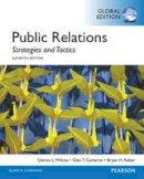 Wilcox, Dennis L., Cameron, Glen T., Reber, Bryan H. - Public Relations: Strategies and Tactics, Global Edition - 9781292056586 - V9781292056586