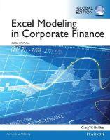 Holden, Craig W. - Excel Modeling in Corporate Finance - 9781292059389 - V9781292059389