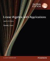 Leon, Steve - Linear Algebra with Applications - 9781292070599 - V9781292070599