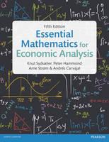 Sydsaeter, Knut - Essential Mathematics for Economic Analysis, 5th ed. - 9781292074610 - V9781292074610