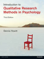 Howitt, Dennis - Introduction to Qualitative Research Methods in Psychology - 9781292082998 - V9781292082998