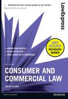 Tillson, Kudith - Consumer & Commercial Law: Uk Edition (Law Express) - 9781292086972 - V9781292086972