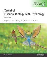 Simon, Eric J., Dickey, Jean L., Reece, Jane B., Hogan, Kelly A. - Campbell Essential Biology with Physiology - 9781292102368 - V9781292102368