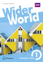 Hastings, Bob, McKinlay, Stuart - Wider World 1 Students' Book - 9781292106465 - V9781292106465