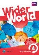 - Wider World 4 Teacher's Active Teach - 9781292107073 - V9781292107073