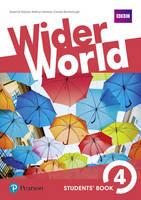 Barraclough, Carolyn, Gaynor, Suzanne, Alevizos, Kathryn - Wider World 4: 4 - 9781292107189 - V9781292107189