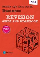 Redfern, Andrew - REVISE AQA A Level 2015 Business Revision Guide and Workbook (REVISE AS/A level AQA Business) - 9781292111131 - V9781292111131
