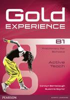 - Gold Experience B1 Active Teach - 9781292113944 - V9781292113944