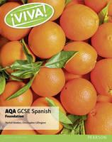 Lillington, Christopher, Hawkes, Rachel - Viva! AQA GCSE Spanish Foundation Student Book: Foundation - 9781292118956 - V9781292118956