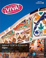 Hawkes, Rachel, Lillington, Christopher - Viva! Edexcel GCSE Spanish Higher Student Book: Higher - 9781292118987 - V9781292118987