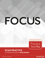 Whitehead, Mr Russell - Focus Exam Practice: Cambridge English Preliminary - 9781292121147 - V9781292121147