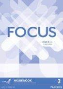 Brayshaw, Daniel; Michalowski, Bartosz - Focus Ame 2 Workbook - 9781292124193 - V9781292124193