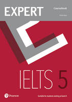 Boyd, Elaine - Expert IELTS 5 Coursebook: Band 5 - 9781292125190 - V9781292125190