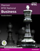 Phillips, Jenny, Coupland-Smith, Helen, Richards, Catherine, Smith, Julie, Summerscales, Ann - BTEC Nationals Business: Student Book + Activebook 1: For the 2016 Specifications (BTEC Nationals Business 2016) - 9781292126241 - V9781292126241