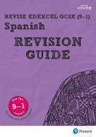 Reeves, Leanda - REVISE Edexcel GCSE (9-1) Spanish Revision Guide (REVISE Edexcel GCSE MFL 09) - 9781292132105 - V9781292132105