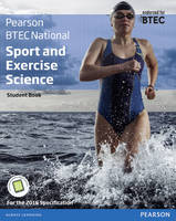 Gledhill, Adam, Gledhill, Amy, Manley, Chris, Lydon, Chris, Sutton, Louise - BTEC Nationals Sport and Exercise Science: For the 2016 Specifications (BTEC Nationals Sport and Exercise Science 2016) - 9781292133959 - V9781292133959
