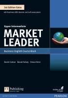 Wright, Lizzie - Market Leader Plus Upper Intermediate Coursebook - 9781292134819 - V9781292134819
