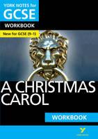 Kemp, Beth - A Christmas Carol: York Notes for GCSE (9-1) Workbook: YNA5 GCSE a Christmas Carol 2016 - 9781292138077 - V9781292138077