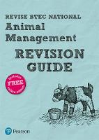 Oates, Leila, Johnston, Laura, Betts, Natalia - Revise BTEC National Animal Management Revision Guide: (with free online edition) (REVISE BTEC Nationals in Animal Management) - 9781292150000 - V9781292150000