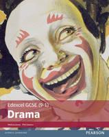 Jones, Melissa, Cleaves, Phil - Edexcel GCSE (9-1) Drama Student Book (Edexcel GCSE 9-1 Drama 2016) - 9781292150680 - V9781292150680