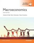 Abel, Andrew B., Bernanke, Ben, Croushore, Dean - Macroeconomics - 9781292154923 - V9781292154923